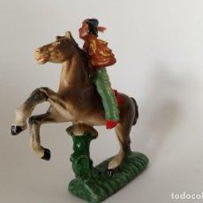 Figuras de Goma y PVC: RARO INDIO MASA SALPA TORGANO. Lote 209689852