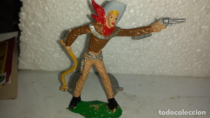 VAQUERO DE LAFREDO (Juguetes - Figuras de Goma y Pvc - Lafredo)