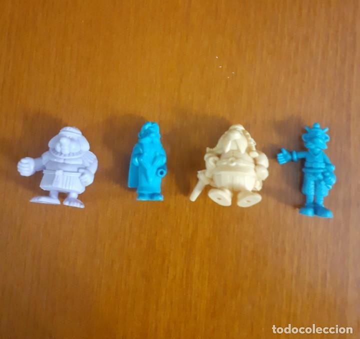 Figuras de Goma y PVC: Lote de 13 muñequitos Dunkin de goma o PVC - Foto 3 - 209729568