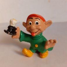 Figuras de Goma y PVC: FIGURA ENANITO BLANCANIEVES GOMA COMICS SPAIN. Lote 209750392