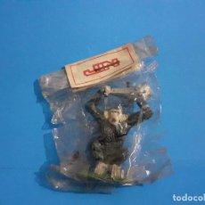 Figuras de Borracha e PVC: JIN ESTEREOPLAST JU- JU ( EL CAPITÁN TRUENO). Lote 209880786