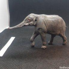 Figuras de Goma y PVC: ELEFANTE CIRCO JECSAN AÑOS 60. Lote 210042888
