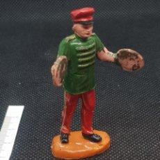 Figuras de Goma y PVC: BANDA DE MÚSICA JECSAN CIRCO AÑOS 60. Lote 210047908