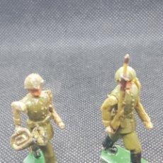 Figuras de Goma y PVC: LOTE DE 2 FIGURAS DE SOTORRES JECSAN REAMSA. Lote 210052806