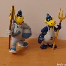 Figuras de Goma y PVC: FIGURAS - DE DANONINO (DANONE) MUÑECOS DE PVC (GOMA DURA) - DE COLECCION.. Lote 210149998
