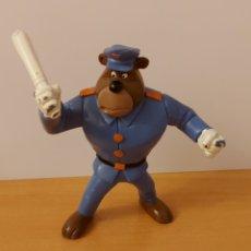 Figuras de Goma y PVC: FIGURA PVC POLICIA PIF Y HERCULES -YOLANDA1991-10CM. Lote 210152250