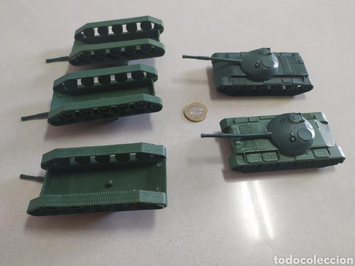 Figuras de Goma y PVC: Tanques de plástico - Foto 4 - 210220868