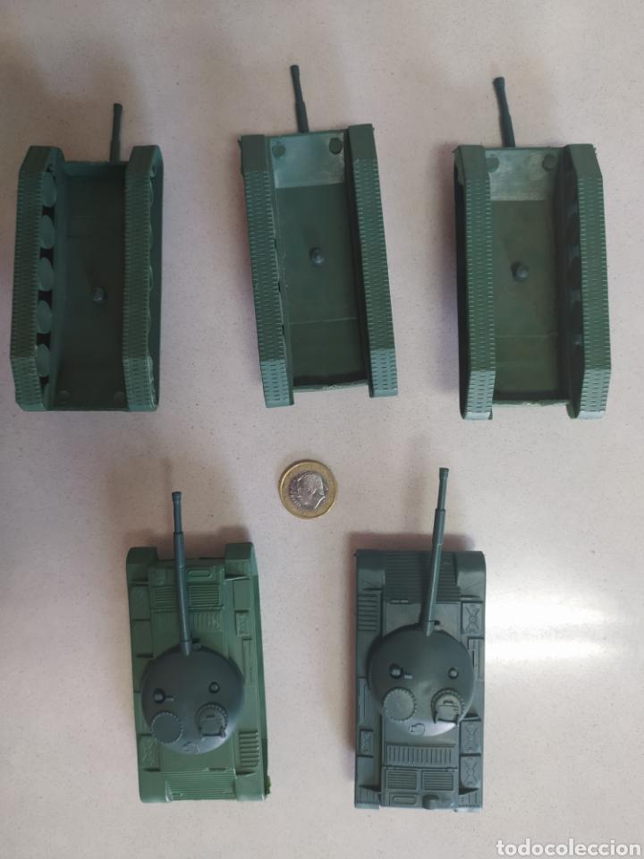 Figuras de Goma y PVC: Tanques de plástico - Foto 5 - 210220868