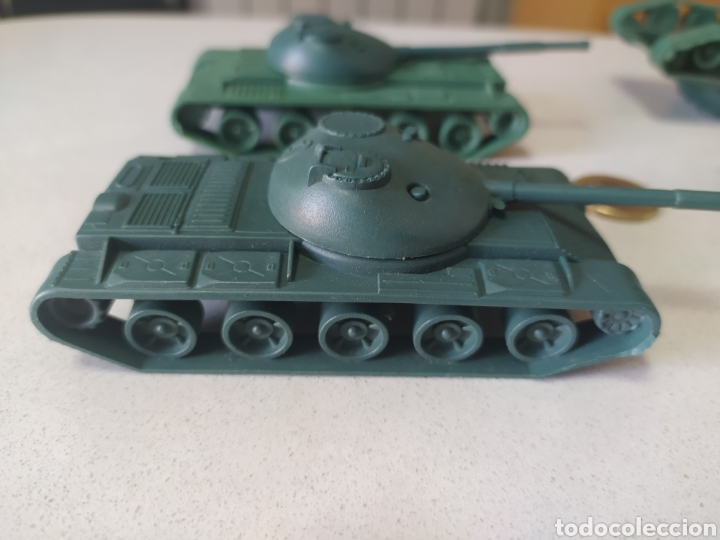 Figuras de Goma y PVC: Tanques de plástico - Foto 7 - 210220868