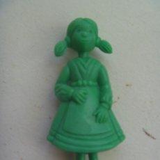 Figuras de Goma y PVC: FIGURA DE DUNKIN - PREMIUM , DE ESSO : COLECCION TINTIN. Lote 210306940