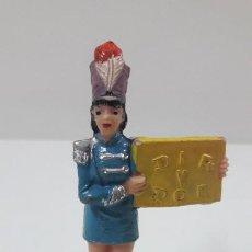 Figuras de Goma y PVC: PRESENTADORA DE ESPECTACULOS . REALIZADA POR JECSAN . SERIE CIRCO . AÑOS 60. Lote 210318665