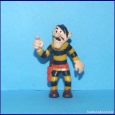 Figuras de Goma y PVC: LUCKY LUKE HERMANO DALTON FIGURA EN PVC BULLY?. Lote 210329483