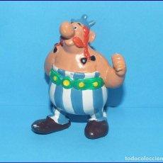 Figuras de Goma y PVC: ASTERIX OBELIX FIGURA EN PVC COMICS SPAIN. Lote 210330950