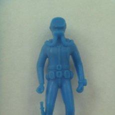 Figuras de Goma y PVC: FIGURA DE DUNKIN PREMIUM DE ESSO , COLECCION DE TINTIN : SUBMARINISTA. Lote 210347661