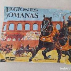 Figuras de Goma y PVC: SOBRE CERRADO MONTAPLEX LEGIONES ROMANAS 155. Lote 210348641