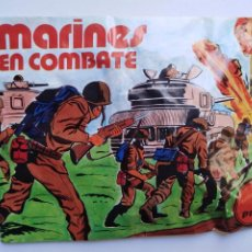 Figuras de Goma y PVC: SOBRE CERRADO MARINES EN COMBATE DE ALFREDO LOSADA TIPO MONTAPLEX NUEVO SIN ABRIR NO MONTAPLEX. Lote 228146975