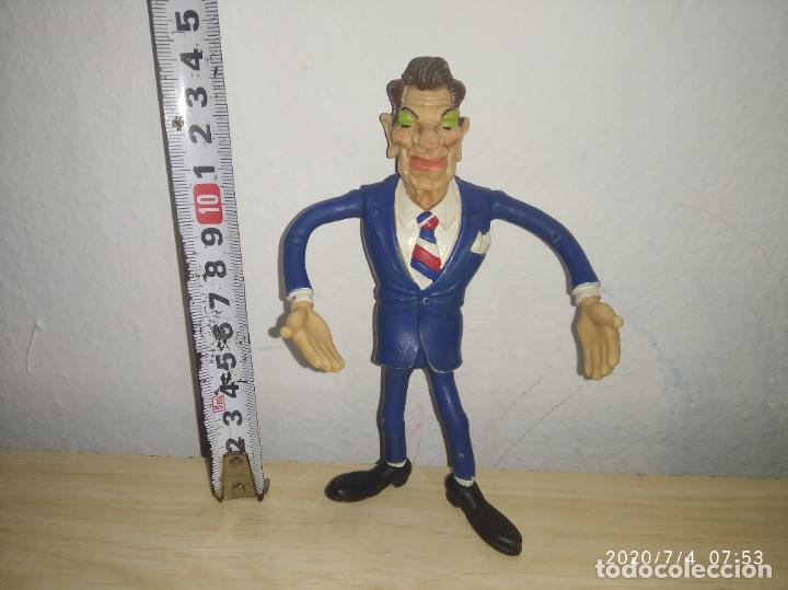 Figuras de Goma y PVC: Muñeco figura Ronal Reagan Comics Spain Spitting Image 1987 - Foto 2 - 210379287