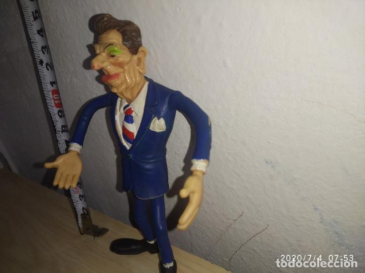 Figuras de Goma y PVC: Muñeco figura Ronal Reagan Comics Spain Spitting Image 1987 - Foto 4 - 210379287