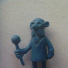 Figuras de Goma y PVC: FIGURA DE DUNKIN , COLECCION DE PERSONAJES DE TEBEO DE BRUGUERA : MORTADELO. Lote 210407981