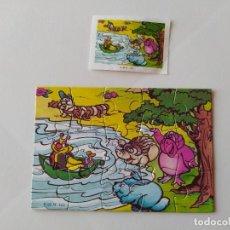 Figuras Kinder: PUZZLE 15 PIEZAS HUEVO KINDER SORPRESA K99/K 99 Nº 123 CON BPZ. Lote 210416967