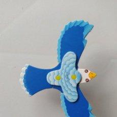Figuras Kinder: PUZZLE 3D/3 DIMENSIONES HUEVO KINDER SORPRESA K02/K 02 Nº 17 - AGUILA EN SU POSADERO. Lote 210417035