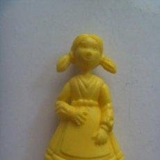 Figuras de Goma y PVC: FIGURA DE DUNKIN - PREMIUM , DE ESSO , COLECCION TINTIN : NOUCHKA. Lote 210453201