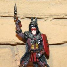 Figurines en Caoutchouc et PVC: PLASTOY - FIGURA PERSONAJE CON PIEL DE LOBO - NUEVO Y CON ETIQUETA - 12CM ALTO. Lote 210458608