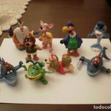 Figuras de Goma y PVC: COMICS SPAIN FIGURAS DE PVC AÑOS 90 SERIE DELFY. Lote 210487086
