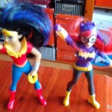 Figuras de Goma y PVC: LOTE DE 2 MUÑECOS FIGURAS DE COMIC SUPER HEROES 10 CENTIMETROS. Lote 210552100
