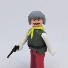 Figuras de Goma y PVC: FIGURA DE VAQUERO COMAN BOYS DE COMANSI FAR WEST. Lote 210560453