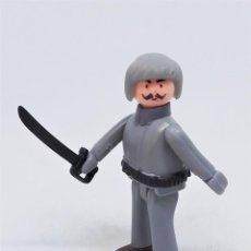 Figuras de Goma y PVC: FIGURA DE SOLDADO SUDISTA CONFEDERADO COMAN BOYS DE COMANSI FAR WEST. Lote 210560672