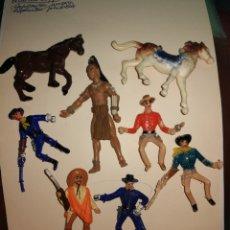 Figuras de Goma y PVC: FIGURAS COMANSI. Lote 210579376