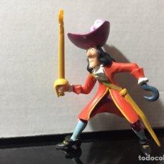 Figuras de Goma y PVC: FIGURA PVC CAPITAN GARFIO PETER PAN WALT DISNEY BULLYLAND BULLY. Lote 210591847