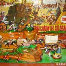 Figuras de Goma y PVC: GRAN CAÑON DEL COLORADO COMANSI. Lote 210591902
