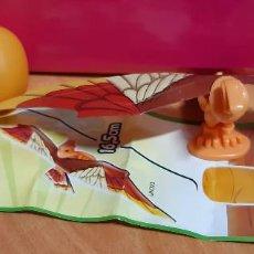 Figuras Kinder: JUGUETE FIGURA KINDER MPG UN021 MIDE 4CM ALTO COMPLETO. Lote 210601571