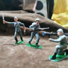Figuras de Goma y PVC: JAPONESES JECSAN. Lote 210603092