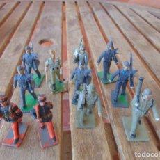 Figuras de Goma y PVC: FIGURAS EN PLÁSTICO DESFILE DE SOLDIS REAMSA AVIACIÓN LEGIONARIO. Lote 210632533