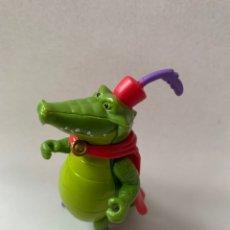 Figuras de Goma y PVC: FIGURA CAPITÁN COCODRILO ROBIN HOOD. Lote 210654722