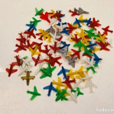 Figuras de Goma y PVC: MONTAPLEX LOTE AVIONES. Lote 210655680