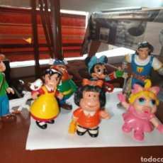 Figuras de Goma y PVC: LOTE 7;FIGURAS COMIC SPAIN. Lote 210728002