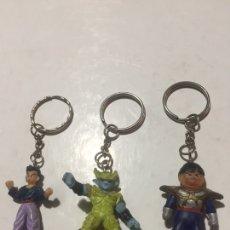 Figuras de Goma y PVC: LOTE FIGURAS BOLA DE DRAGON DRAGON BALL LLAVERO MUÑECO. Lote 210737799
