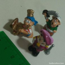 Figuras Kinder: FIGURAS PIRATAS MINIATURA MUÑECOS FIGURITAS MINI. Lote 210792500