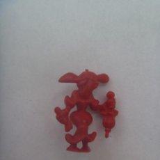 Figuras de Goma y PVC: FIGURA DE DUNKIN , COLECCION DE PERSONAJES DE TEBEO DE BRUGUERA : DOÑA URRACA. Lote 210793059