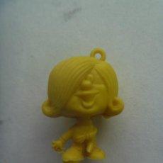 Figuras de Goma y PVC: FIGURA DE DUNKIN , COLECCION DE JOVEN YE-YE CABEZON. Lote 210793916
