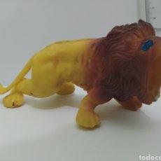 Figuras de Goma y PVC: FIGURA DE GOMA LEÓN BOOTLEG DEFORME TOTAL. Lote 210795667