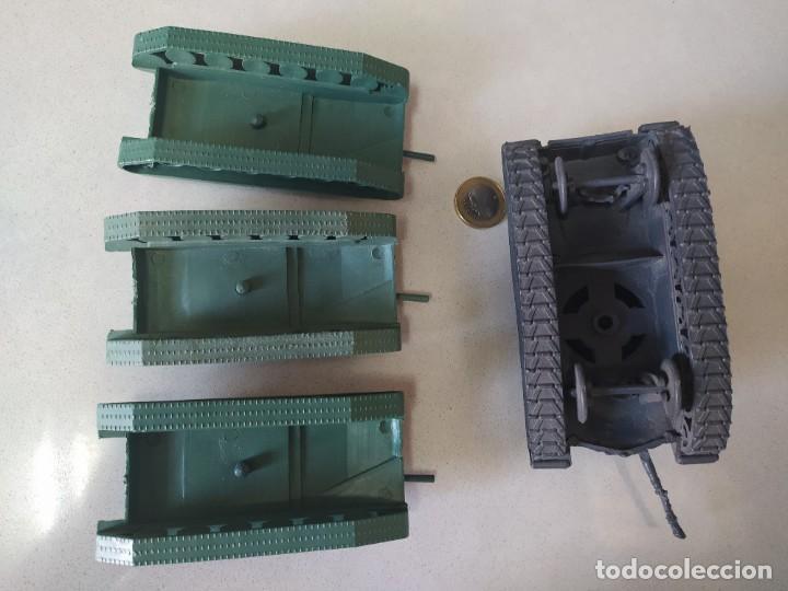 Figuras de Goma y PVC: Tanques de plástico estilo a montaplex - Foto 3 - 210796604