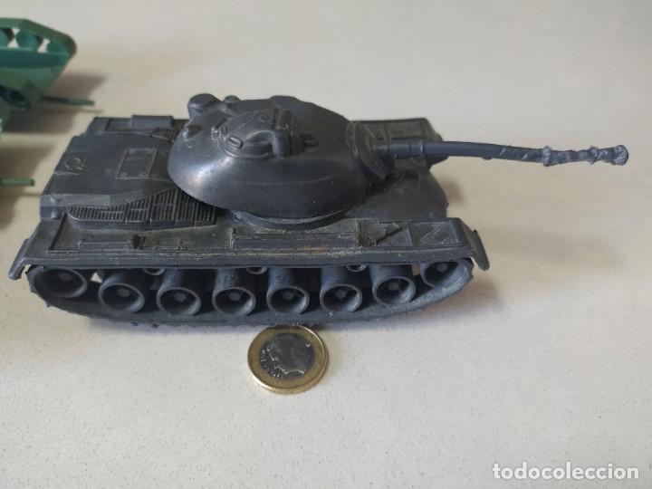 Figuras de Goma y PVC: Tanques de plástico estilo a montaplex - Foto 7 - 210796604