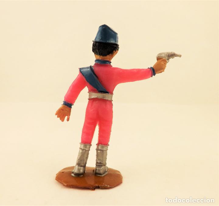 Figuras de Goma y PVC: Comansi The Thunderbirds original. Scott - Foto 3 - 210954444