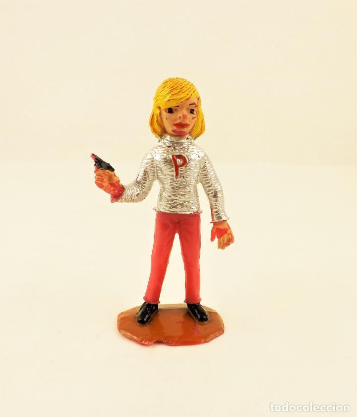 Figuras de Goma y PVC: Comansi The Thunderbirds original. Lady Penelope - Foto 2 - 210954517