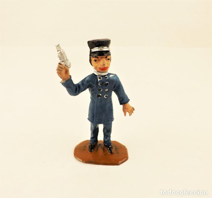 Figuras de Goma y PVC: Comansi The Thunderbirds original. Parker - Foto 2 - 210954630